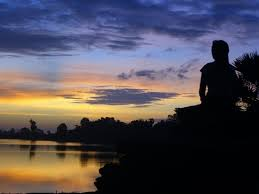 woman contemplation