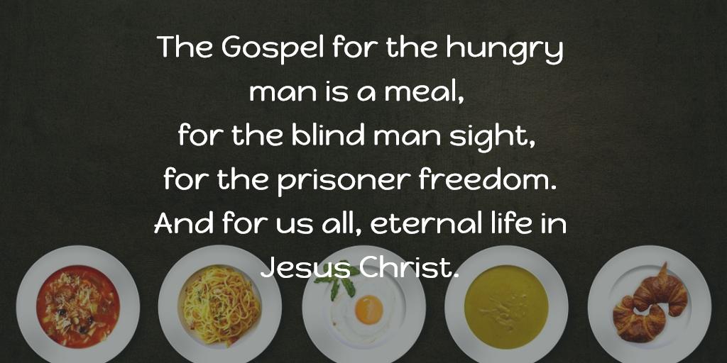 gospel is
