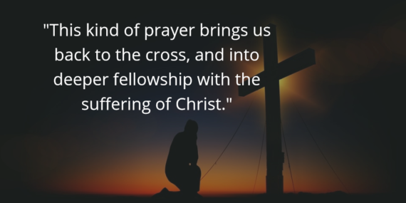 prayer in suffering