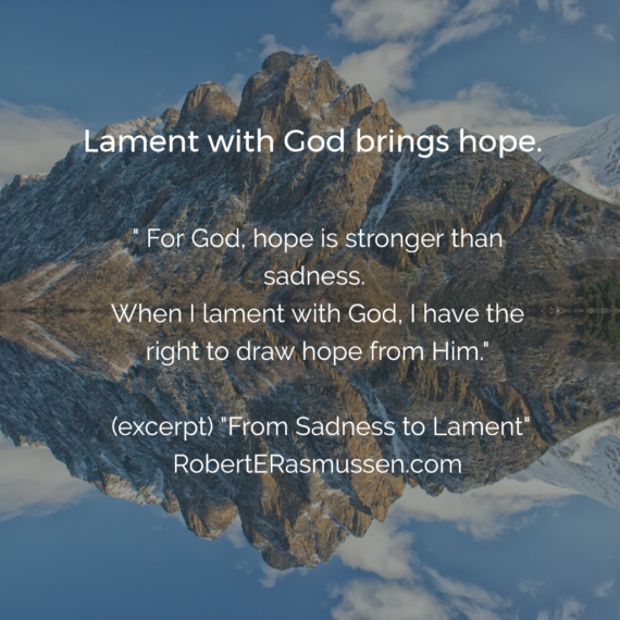 hope in lament