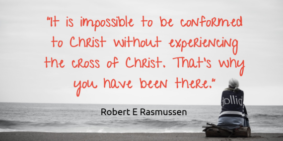 conformed to cross